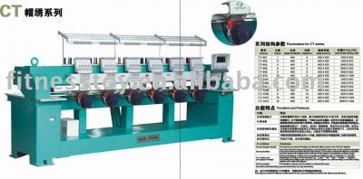 Cap Embroidery Machine, Computer Embroidery Machine (Cap Embroidery Machine, Computer Embroidery Machine)
