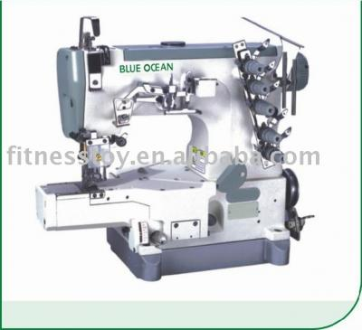 High speed Cylinder bed Interlock sewing machine (High-Speed-Zylinder-Bett Interlock Nähmaschine)