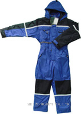 ski overall (Лыжный общее)