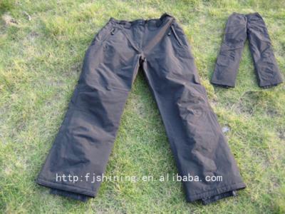 ski trouser (лыжные штаны)
