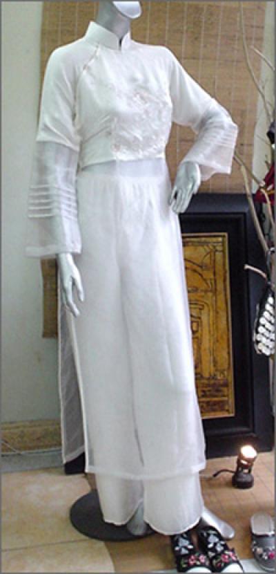 Ladies Silk Tunic (Дамы Шелкового Туника)