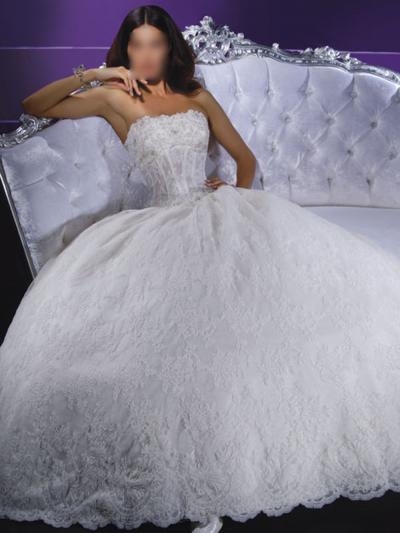 Stylesgood Times on Styles Colors Tulle Bridal Gown With Good Quality Japan Beads