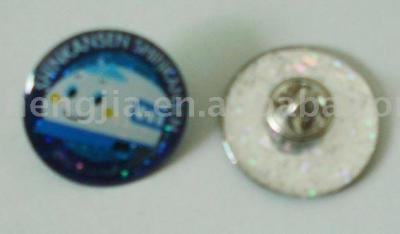 Lapel Badge (Нагрудного знака)