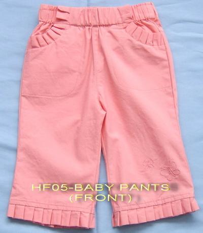 infant pants (младенческой брюки)