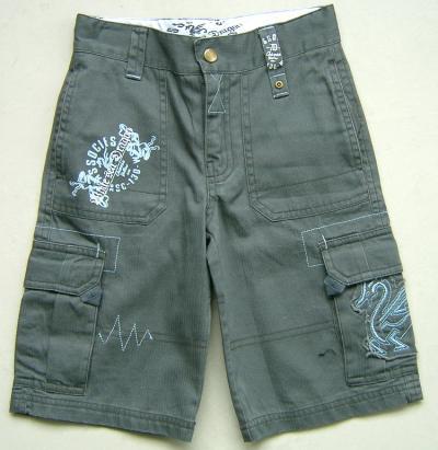 short pants (коротких штанишках)