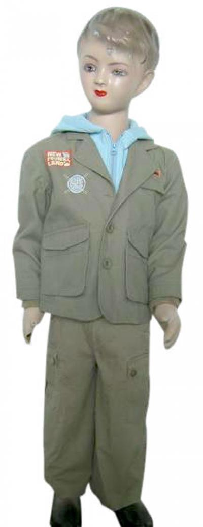 Kid`s Coats (Kid `S Пальто)