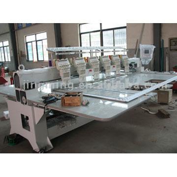 Flat Embroidery Machine (Flat Embroidery Machine)