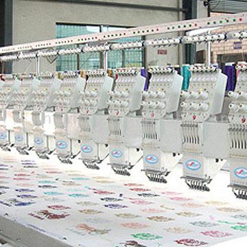 Computerized Embroidery Machine (Computerized Embroidery Machine)