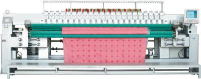 embroidery and quilting machine (Вышивка и стежка машина)