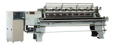 embroidery and quilting machine (2 bar) (Вышивка и стежка машины (2 бара))