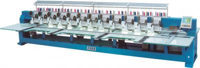 Flat computerized embroidery machine (Квартира компьютеризированных машинная вышивка)