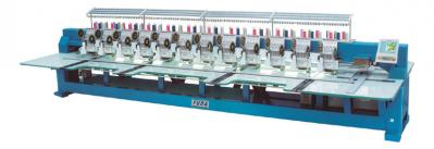 Computerized Embroidery Machine With Double Sequin Attachment (Computergesteuerte Stickmaschine mit Double Sequin Attachment)