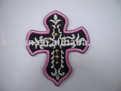 (71434)Embroidered badge ((71434) Вышитый знак)