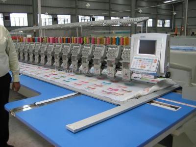 615 Flat Embroidery Machine (615 Flat Embroidery Machine)