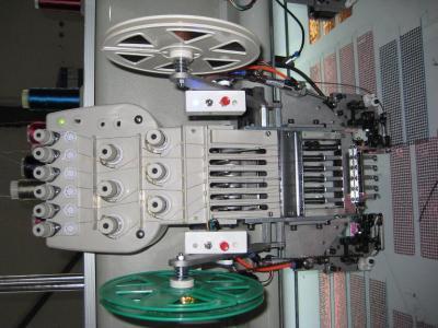 612 Double Sequins Machine (612 Double Sequins Machine)