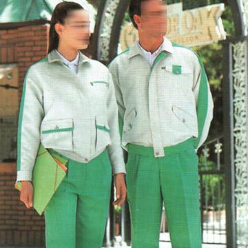 Рабочая одежда (осень)