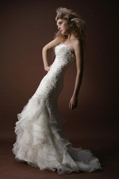 Elegant Wedding Gown (Элегантные свадебные платья)