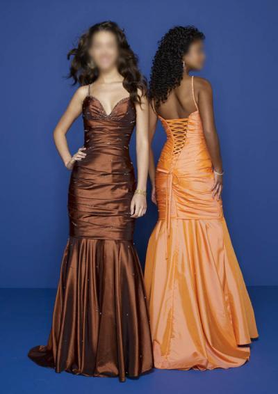 вечерние платья лето