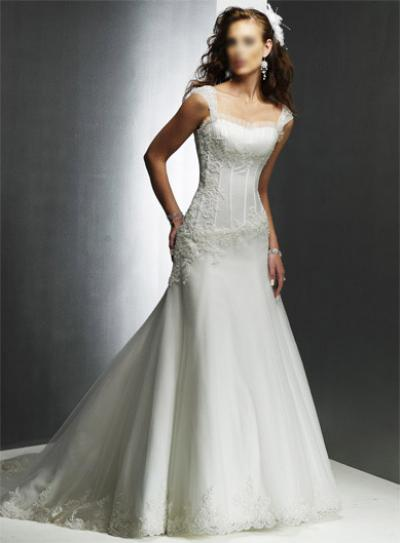 Wedding Dresses/wedding dress MS017 (Robes de mariée / MS017 robe de mariée)