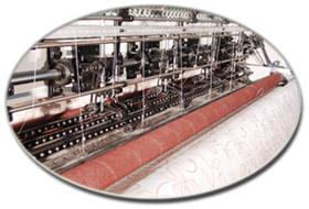 Multi-Head Embroidery Machine (Multi-Kopf-Stickmaschine)