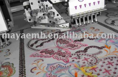 MAYASTAR 4 Sequins Embroidery machine (MAYASTAR 4 Pailletten Stickmaschine)