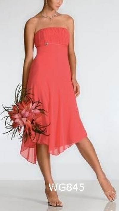 вечерние платья мода 2012