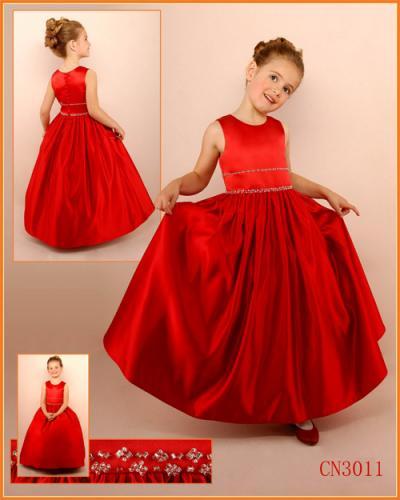 Flowergirl Dress (Flowergirl платье)