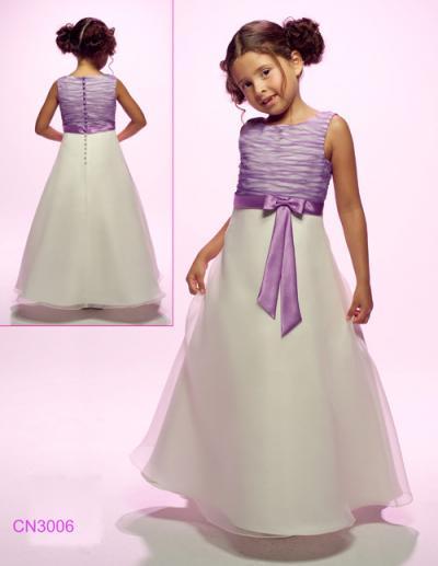 Flower girl Dress (Цветочная девушка платье)