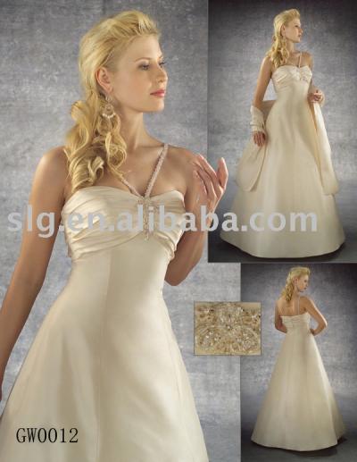 GW0012 bridesmaid dress (GW0012 платье невесты)