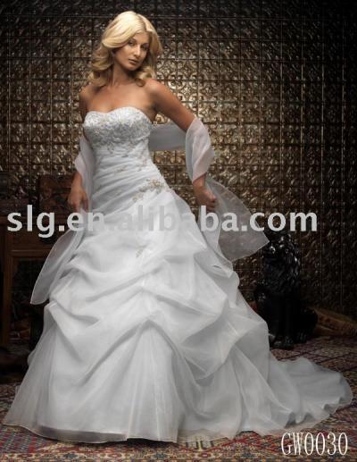 GW0030 wedding dress (GW0030 свадебное платье)