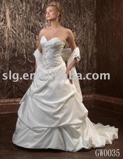 GW0035 wedding dress (GW0035 свадебное платье)