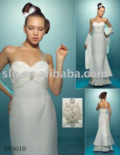 Gw0010 Wedding Dress (Gw0010 свадебное платье)