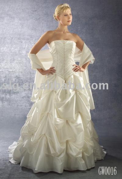 GW0016 wedding dress (GW0016 свадебное платье)
