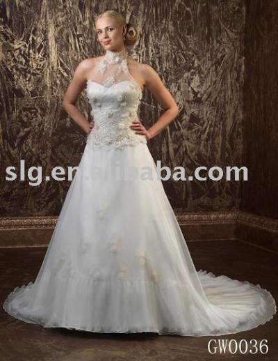 GW0036 wedding dress (GW0036 свадебное платье)