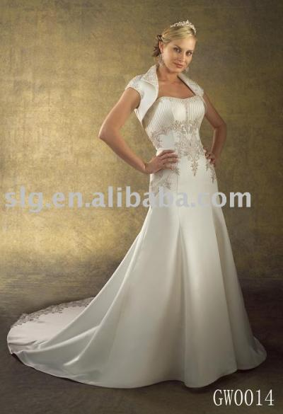 GW0014 wedding dress (Платье GW0014 свадьбы)