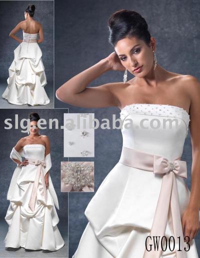 GW0013 wedding gown (GW0013 свадебном платье)