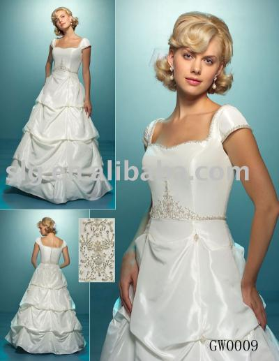 GW0009 wedding gown (GW0009 свадебное платье)