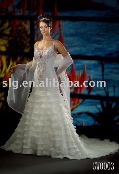 GW0013 wedding dress (GW0013 свадебное платье)
