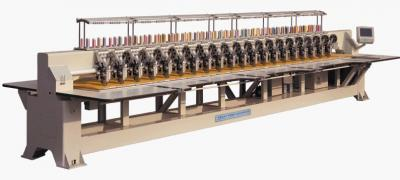 TNB Series Automatic Sequins Embroidery Machine (TNB Modell mit automatischer Pailletten Stickmaschine)