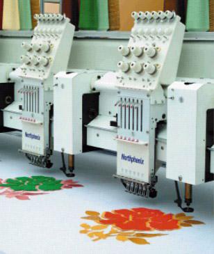 TNMJ Series Computer Chenille Embroidery Machine (TNMJ Serie Computer Chenille Stickmaschine)