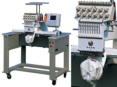 TNB-C Series Tubular Embroidery Machine (TNB-C-Serie Tubular Stickmaschine)