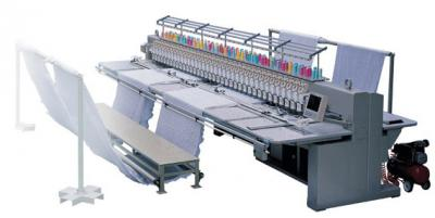 TNHX Series Computer Quilting Embroidery Machine (TNHX Serie Computer Quilten Sticken Machine)