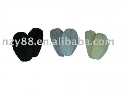 silicone shoulder pads (силиконовые прокладки плеча)