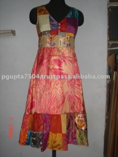 Saree Patch Dress (Сара Патч платье)