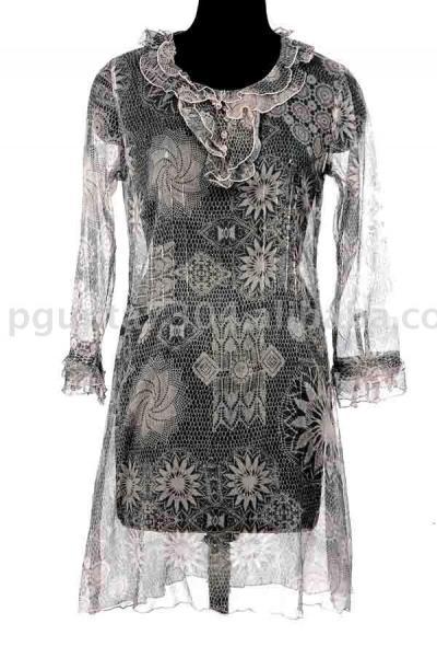Chiffon Dress (Шифон платье)