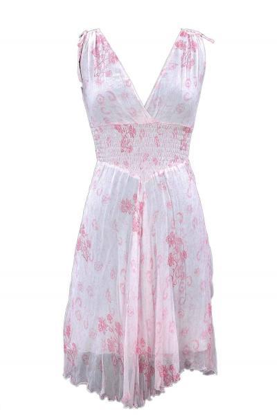Chiffon Smoking Dress (Шифон курения платье)