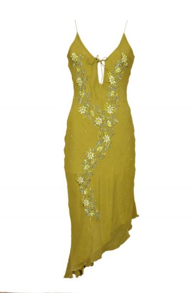 Embroidered Dress (Вышитое платье)
