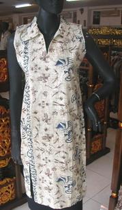 Casual Rits Armless Dress (Повседневный Rits безрукие платье)