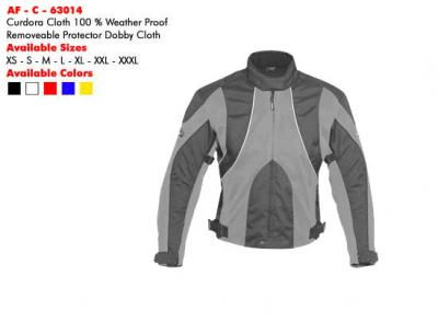 Cordura Jacket (Veste Cordura)