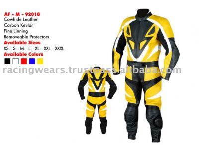 Leather Motorbike Suit (Leder Motorrad Anzug)